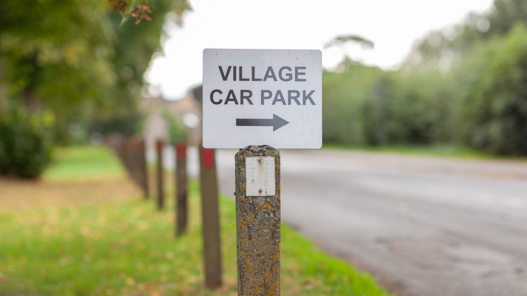 Kingham Village Car Park