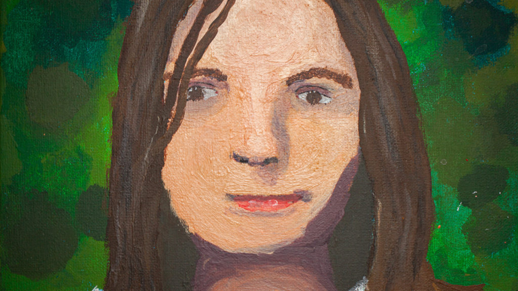 Year 6 Self portrait