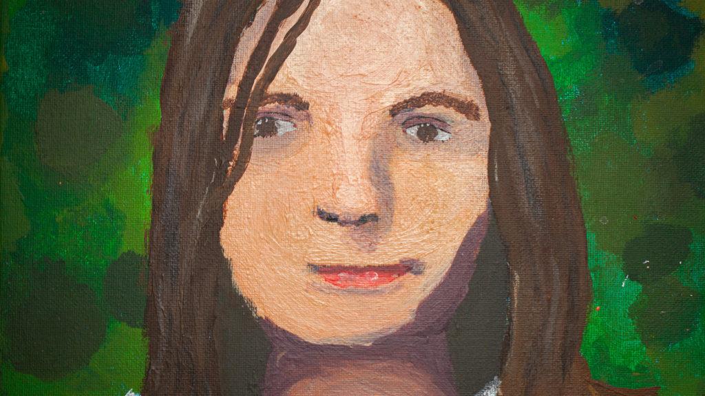 Year 6 Self portrait